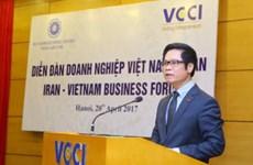 De nombreux potentiels pour la coopération économique Vietnam-Iran