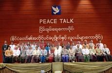 Le Myanmar organise un dialogue politique national