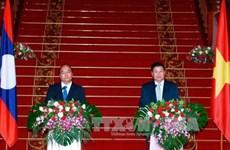 La visite du PM Nguyen Xuan Phuc portera les relations Laos-Vietnam à une nouvelle hauteur