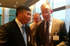 Le Vietnam et le Land de Hesse promeuvent leur coopération économique