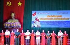 Exposition «Hoàng Sa, Truong Sa du Vietnam - les preuves historiques et juridiques»