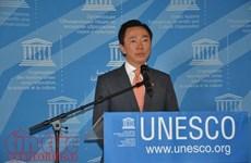 UNESCO : le candidat vietnamien participe aux entretiens