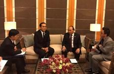 Appronfondissement des relations Vietnam-Thaïlande
