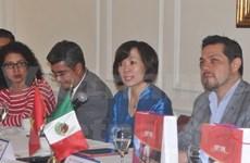 Des intellectuels mexicains admirent les réalisations socioéconomiques du Vietnam