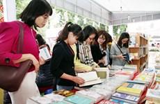 Inauguration de la rue des livres à Hanoi