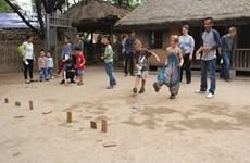 À la découverte de jeux populaires au Musée d'ethnographie du Vietnam