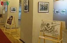Une expo sur la guerre du Vietnam en Russie
