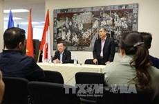 L'ambassade du Vietnam au Canada accorde une grande attention aux Viêt kiêu