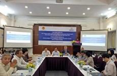 Consultations sur la stratégie de développement du commerce intérieur