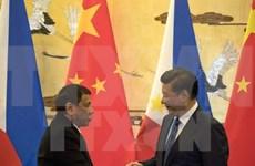 Chine-Philippines: conversation téléphonique sur les relations bilatérales