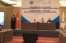 Réunion régionale : «Réseau des acteurs francophones pour la coopération Sud-Sud et tripartite»
