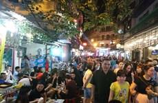 La capitale vietnamienne Hanoi, à prendre avec des baguettes