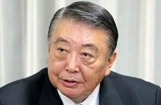 Le président de la Chambre des représentants japonais termine sa visite au Vietnam