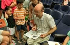 Jean-Charles Sarrazin, un illustrateur entre France et Vietnam