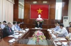 Le groupe Thoresen veut investir dans les infrastructures portuaires et logistique de Can Tho