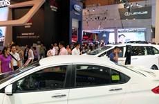 Chute de ventes d'automobiles en avril