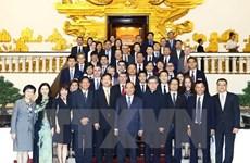 Le Vietnam appelle l'investissement hongkongais dans les infrastructures