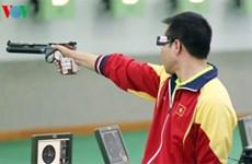 Championnat de tirs d'Asie du Sud-Est : record pour Hoang Xuan Vinh