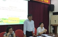 """Lancement du concours de création du logo """"Riz du Vietnam"""" à Hanoi"""