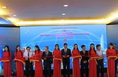 L'exposition sur les technologies «made in Vietnam»