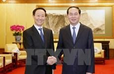 Le Vietnam attache de l'importance aux relations avec la Chine