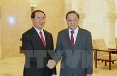 Promouvoir le partenariat de coopération stratégique intégral Vietnam-Chine
