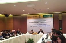 Les entreprises aquicoles du delta du Mékong invitées à investir en Inde
