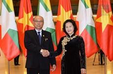 Vietnam-Myanmar : volonté commune de renforcer les liens bilatéraux