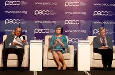 Le dernier jour de travail de comités de l'APEC