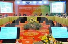 APEC : réunion des hauts officiels des finances à Ninh Binh