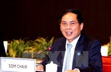 Lier la poursuite des objectifs de Bogor et du développement durable