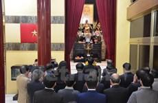 Le 127ème anniversaire du Président Hô Chi Minh célébré en France