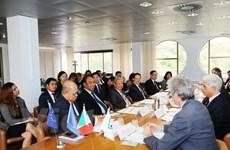 ASEAN-Italie : priorité à la coopération régionale