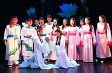 Théâtre : la pièce Kiêu pour les touristes étrangers