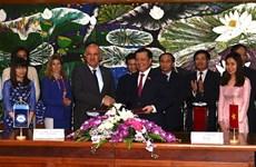 L'OFID accorde au Vietnam un crédit de 21,8 millions de dollars