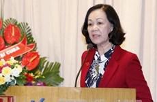 L'Association d'amitié Vietnam-Cuba a une nouvelle présidente