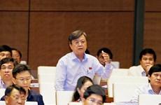 L'Assemblée nationale poursuit sa session plénière