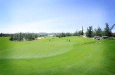 Ouverture du tournoi de golf amateur élargi 2017