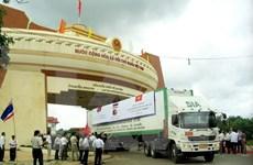 Favoriser les activités des entreprises vietnamiens et laotiennes