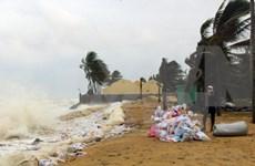 Séminaire sur l'érosion du littoral de Hoi An