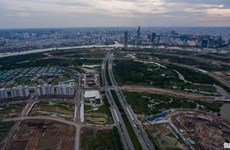 HCM-V : 20.000 milliards de dong pour la zone multifonctionnelle de Thu Thiêm