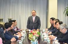 Le PM travaille avec la mission permanente du Vietnam auprès de l'ONU