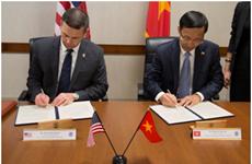 Douanes : Vietnam et Etats-Unis signent une lettre d'intention