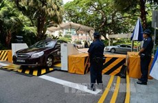 Singapour renforce la sécurité pour le Dialogue de Shangri-La