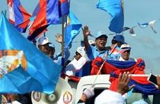 Le PM cambodgien participe à la campagne électorale du CPP