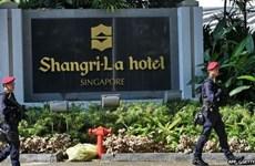 Ouverture du 16e Dialogue de Shangri-la à Singapour
