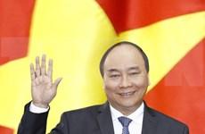 Le PM Nguyen Xuan Phuc en route pour sa visite officielle au Japon