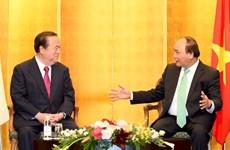 Booster la coopération économique Vietnam-Japon