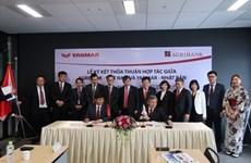 Signature d'un mémorandum de coopération Agribank - Yanmar