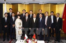 Le PM Nguyen Xuan Phuc termine sa visite officielle au Japon